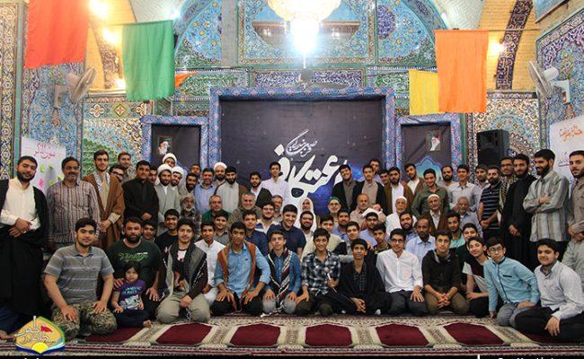 گزارش اعتکاف مسجد حجازی (قسمت اول)